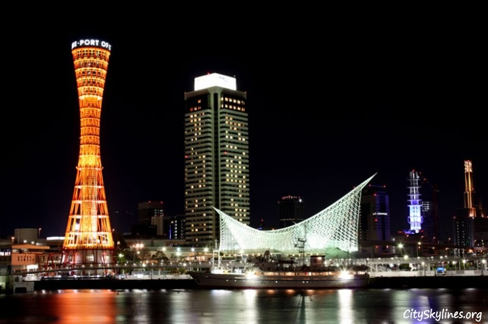 kobe-port-japan-city-skylines